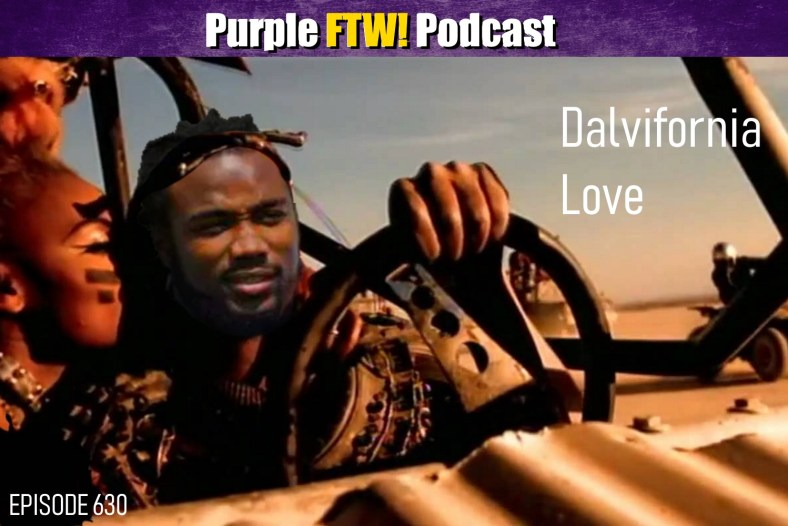 Purple FTW! Podcast: Vikings-Rams Preview - California Love feat. Cameron DaSilva + #VikesOverBeers (ep. 630)