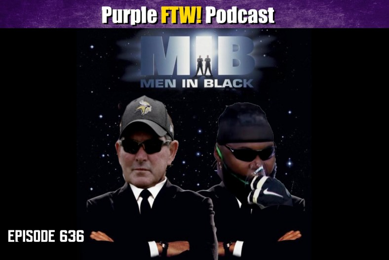 Purple FTW! Podcast: Vikings-Eagles Recap (ep. 636)