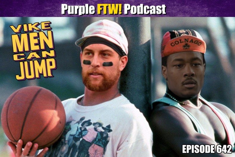 Purple FTW! Podcast: Vikings Numbers & News feat. Darren Wolfson + Eric Eager (ep. 642)