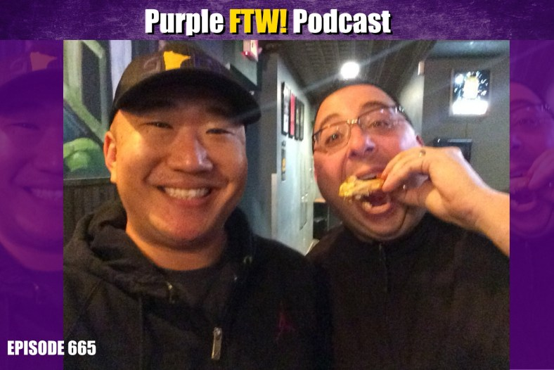 Purple FTW! Podcast: Scooping Up the Pieces of the Vikings feat. Darren Wolfson (ep. 665)
