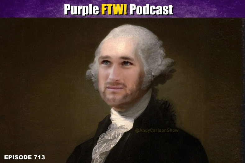 Purple FTW! Podcast: No AB. Respeck Mel Kiper Jr! Where Vikings Free Agents Go? (ep. 713)