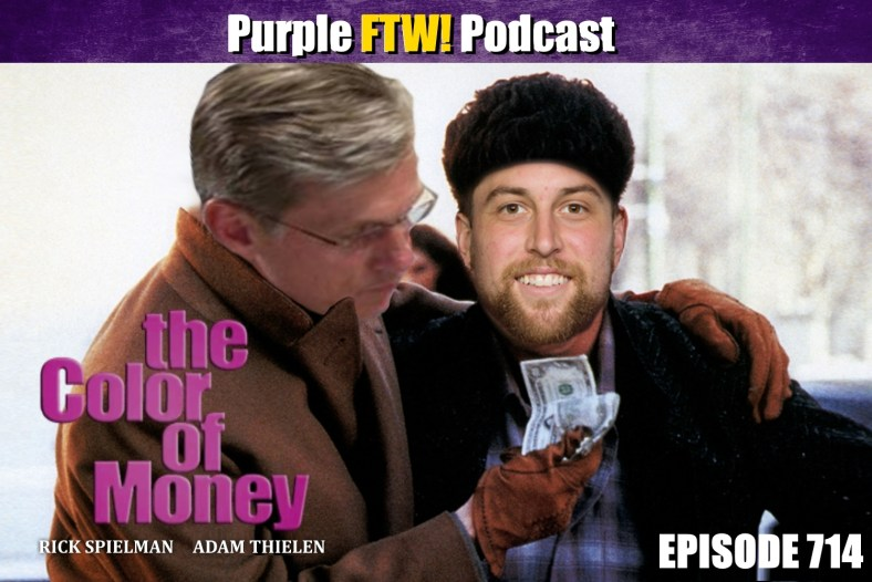 Purple FTW! Podcast: Wide Receiver Wednesday feat. Brad Kelly of The Draft Network (ep. 714)