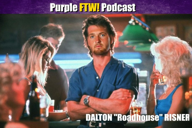 Purple FTW! Podcast: RInto the Viking-Verse feat. Jordan Reid + Dalton Risner Profile (ep. 736)