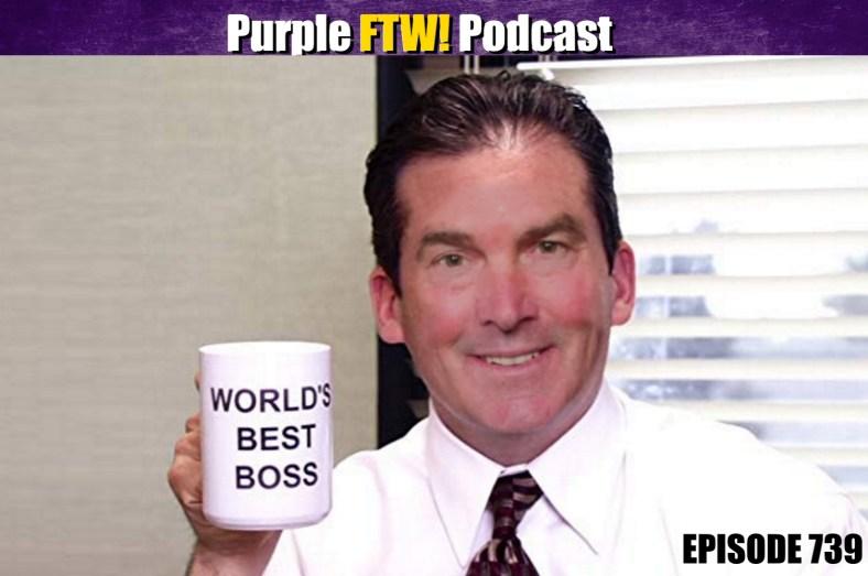 Purple FTW: Minnesota Vikings. AAF Champs. feat. Darren Wolfson (ep. 739)