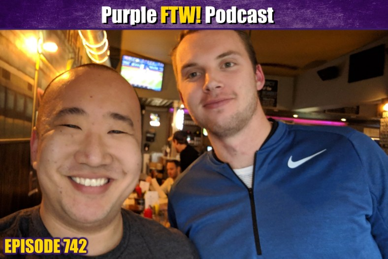 Purple FTW: SKOL-U-MAH feat. Conor Rhoda (ep. 742)