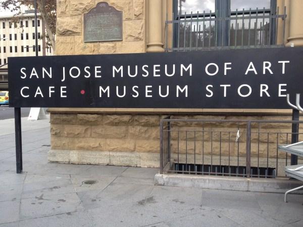 San Jose Museum Of Art Purple House