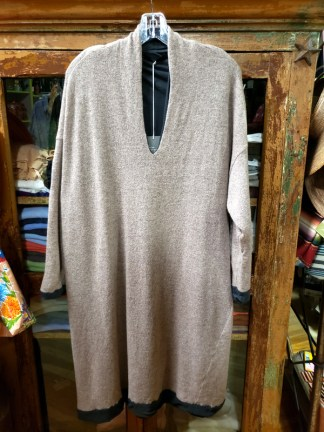 Esta Estergie Pink Brouillard Sweater Dress 2756