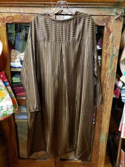 Elsa Esturgie Brown BRUINE Dress 0245