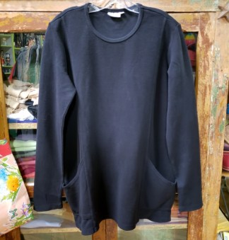 Prairie Cotton RLX Long Sleeve Top with Pockets 0257