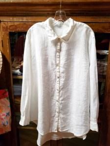 cut loose White Big Shirt 4207736
