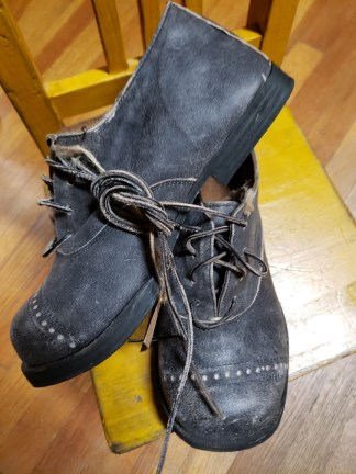 Magnolia Pearl Short Bojangle Boots - Shoes 022