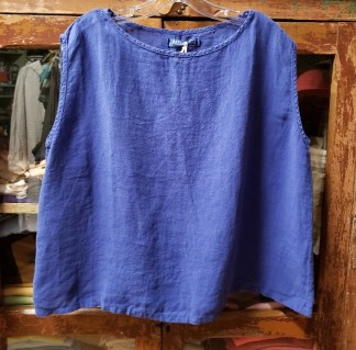 Metta Melbourne Anna Top in Lapis