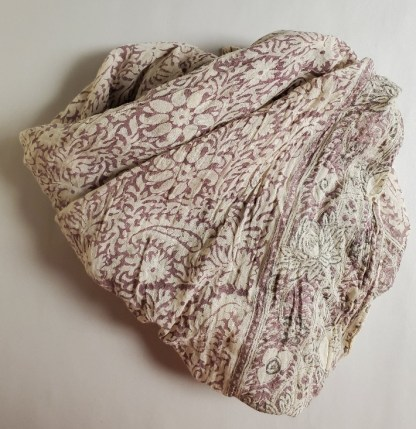 Magnolia Pearl Khaelana Stripe Scarf 047