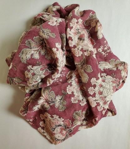 Magnolia Pearl Aristocrat Khadi Scarf 016