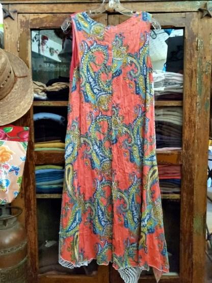 vine street apparel dress 504 chili