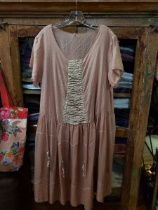 Magnolia Pearl Cotton Silk Loren Dress 377 Amemone