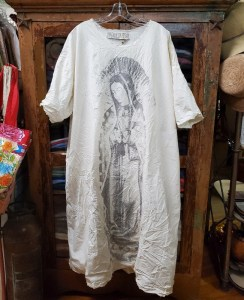 Magnolia Pearl Immaculate Mary Artist Smock Dress 671 Natural