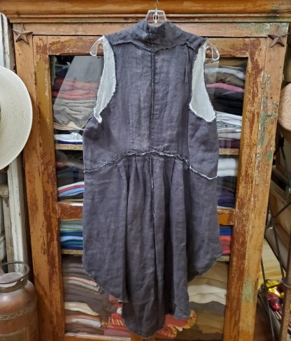 Magnolia Pearl Emmett Tail Vest 037 - Ozzy