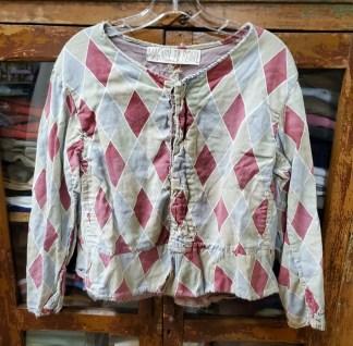 Magnolia Pearl Pitre Suit Jacket 428 Claret