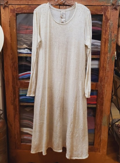 Magnolia Pearl Cotton Jersey Dylan T Dress 555 - Naranja
