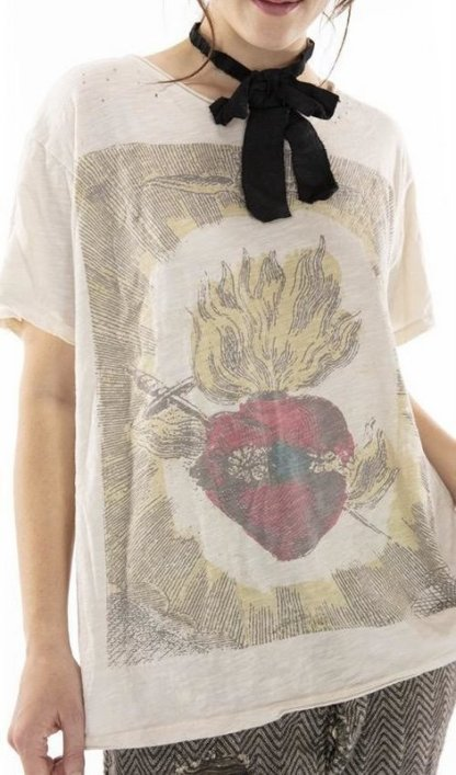 Magnolia Pearl Eternal Love T Top 951 -- Moonlight