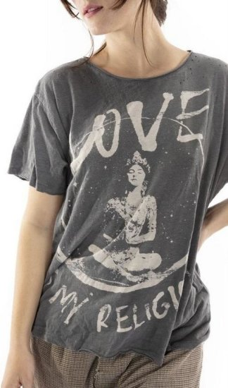 Magnolia Pearl Love Religion t Top 954 -- Ozzy