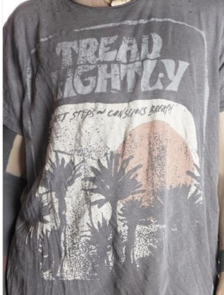 Magnolia Pearl Tread Lightly T Top 932 Ozzy