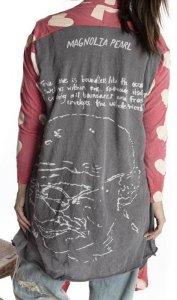 Magnolia Pearl Gandhi Karesa Cardigan Jacket 467 Love Offering
