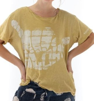 Magnolia Pearl Hang Loose T Top 882 Marigold