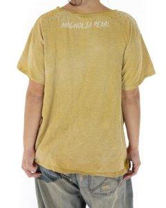 Magnolia Pearl Hang Loose T Top 882 Marigold