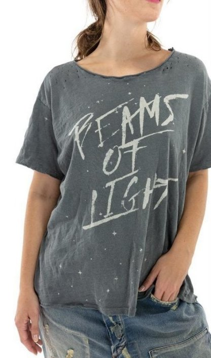Magnolia Pearl Cotton Jersey Beams if Light T 979 - Ozzy