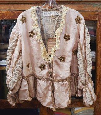 Magnolia Pearl Silk Monique Jacket 452 - Peony