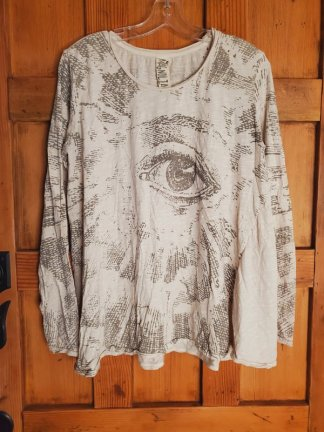 Pearl Freedom of Conscience T Top 992 Moonlight