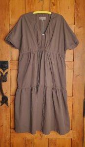 Manuelle Guibal Robe YAKKO Dress 5948 FUSAIN