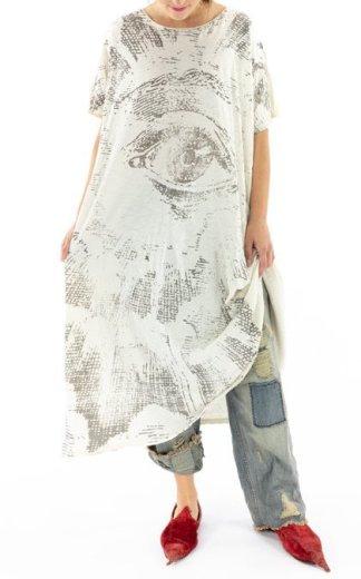 Magnolia Pearl Freedom of Conscience T Dress 764 Moonlight