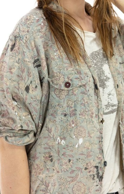 Magnolia Pearl Kelly Western Shirt Top 1039 Rambha