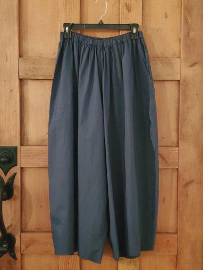 Manuelle Guibal Pantalon Oversize Key Pant 5653 Ink