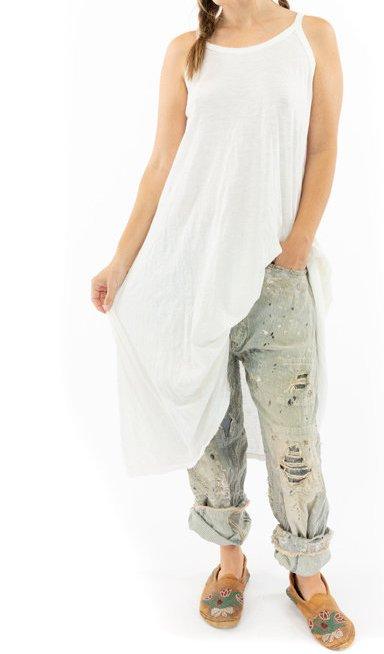 Magnolia Pearl Cotton Jersey Lana Tank Dress 450 True