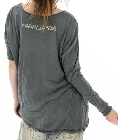 Magnolia Pearl Cotton Jersey Halo Dylan T Top 987 Ozzy