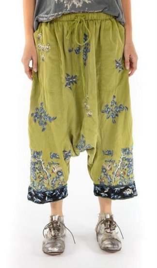 Magnolia Pearl Isabeau Garcon Trouser Pants 218 Agave