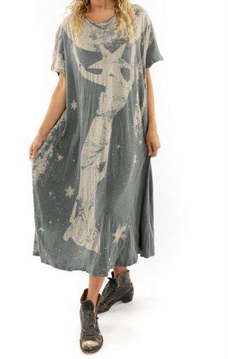 Magnolia Pearl Space Disco T Dress 771 Ozzy