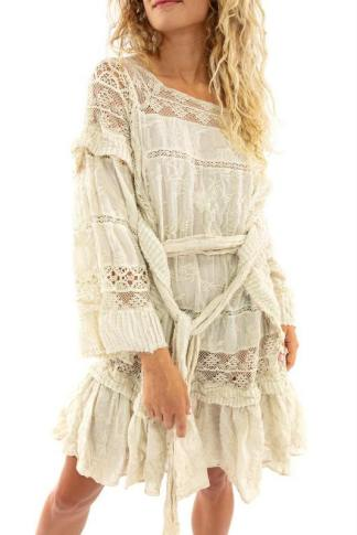 Magnolia Pearl Lace Poelle Tunic Top 1081 Moonlight