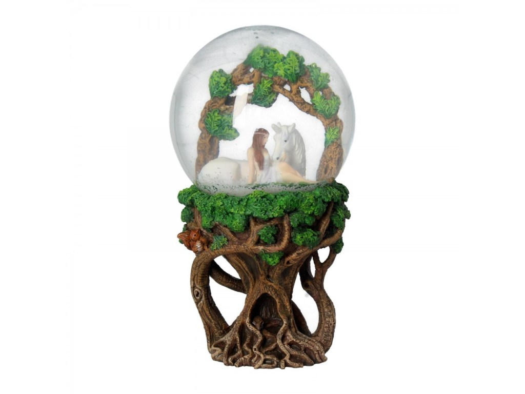 """Pure Heart"" Snow Globe"