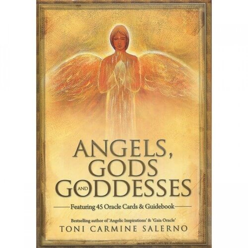 Angels, Gods & Goddess Oracle