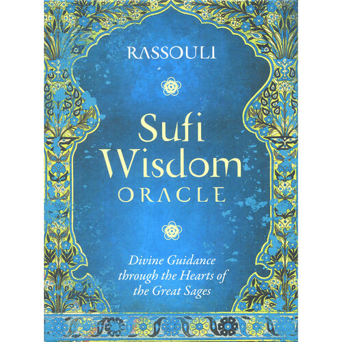 Sufi Wisdom Oracle