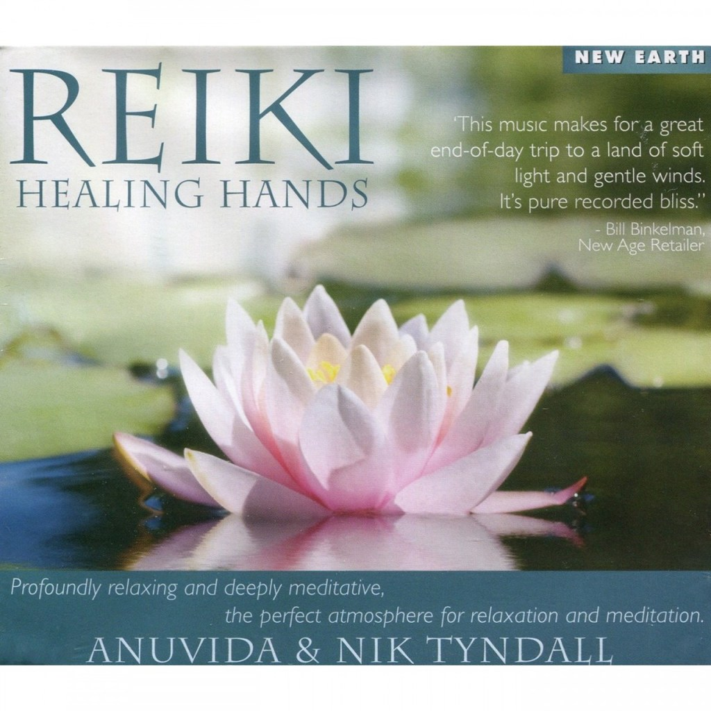 Reiki Healing Hands CD