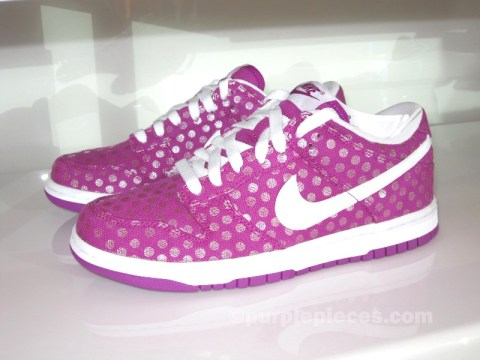 Nike Sportswear Summer Collection - Purple Rubbershoes