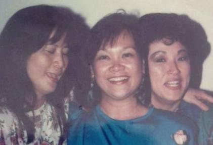 With dear friends Daisy & Wendy