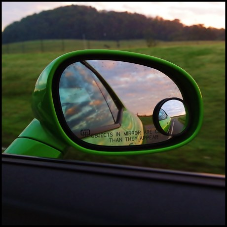 green machine sunrise