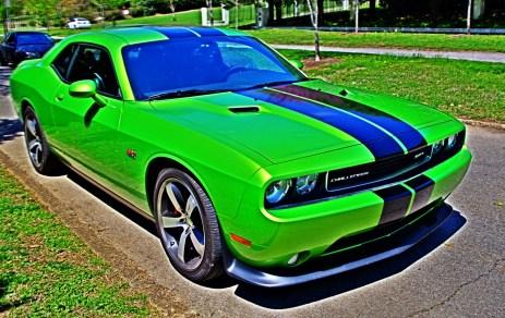 green machine sm